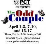 """Pullman Civic Theatre switches to the female """"Odd Couple"""" Saturday"""